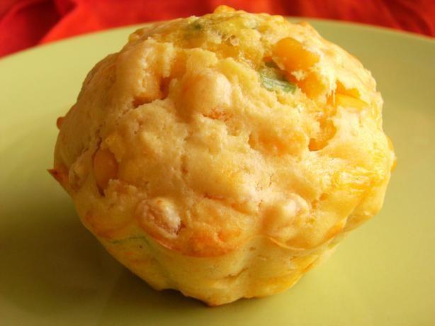 Cornbread Muffins | Recipe