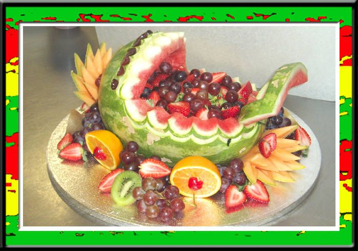fruit trays for baby shower baby shower fruit trays http
