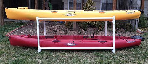Canoe Yact Tips Diy Kayak Ideas