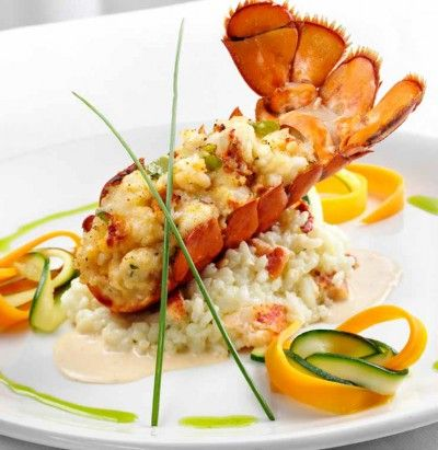 Lobster Thermidor | Food for Thought - Dinner & Drinks, Recipes & Mor...