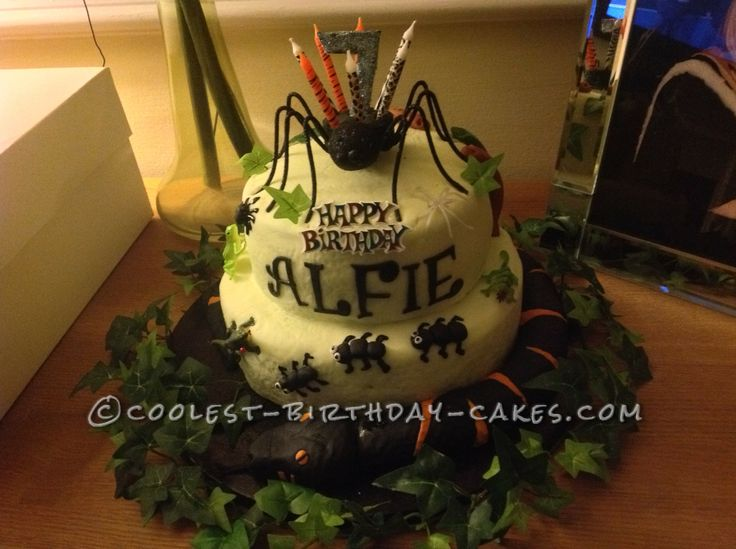 Coolest Creepy Crawly Snake Cake is Ant-Tastic... This website is the ...