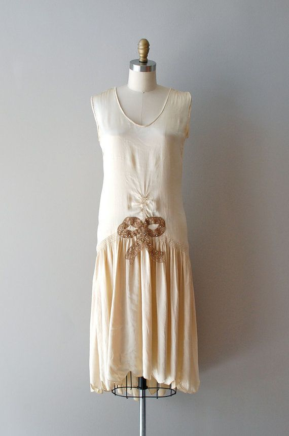 1920s Ziegfeld Girl silk dress   http://www.etsy.com/listing/96164380 ...