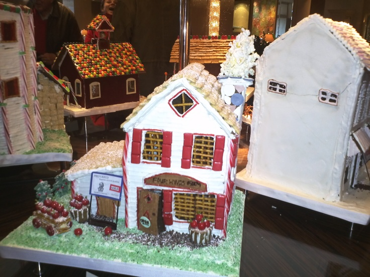 Gingerbread House Cool Cakes Pinterest