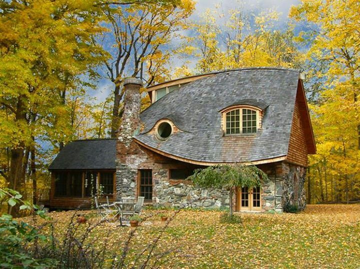 A Quaint Storybook Cottage In The Woods Tiny Houses
