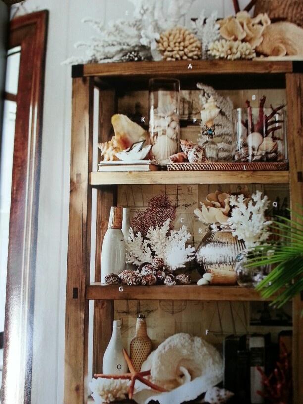 Pottery Barn | Beach Decor | Pinterest