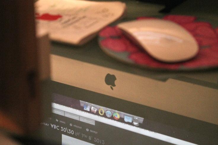 ...mac Reflection...my first canon shot... #photobyasiaminor