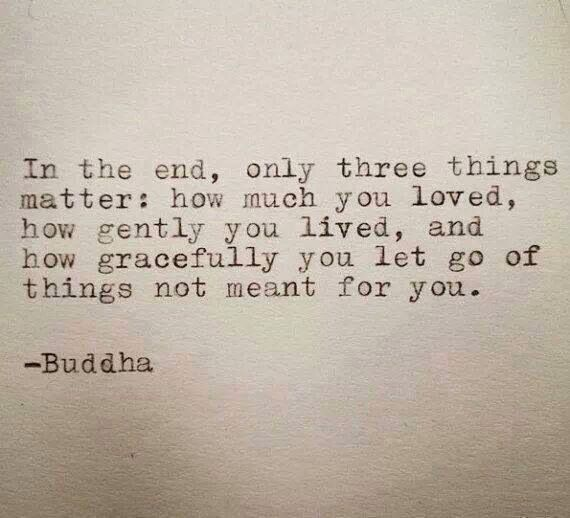 Buddha quote about letting go | Quotes | Pinterest