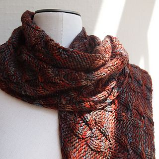 Free Scarf Knitting Patterns from our Free Knitting Patterns