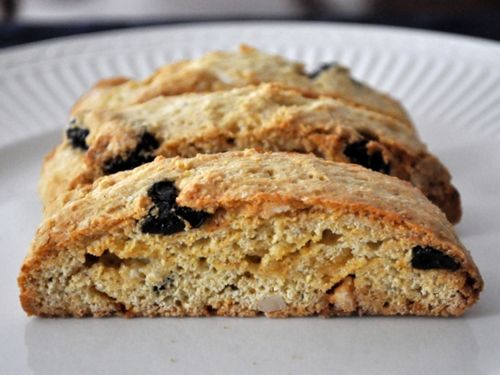White Chocolate Cherry Almond Biscotti | Food and Drinks | Pinterest