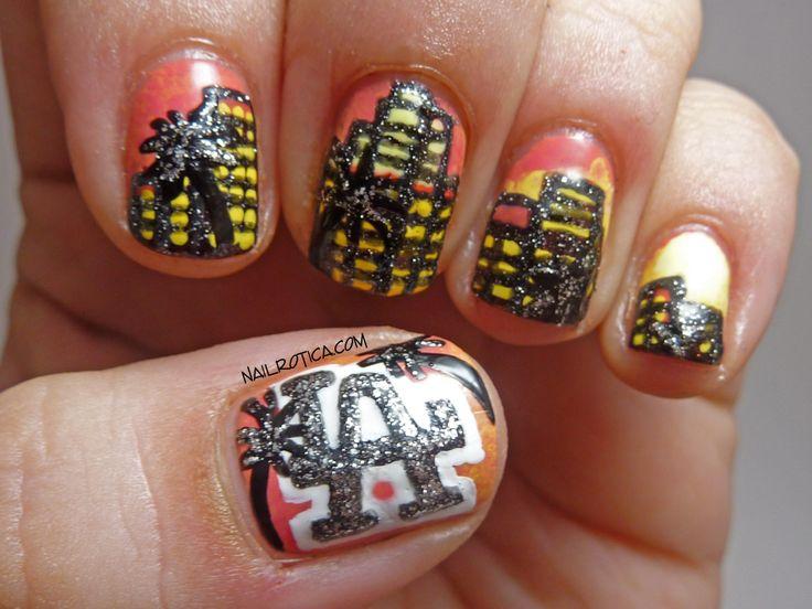 Nail Art Los Angeles Nail Arts