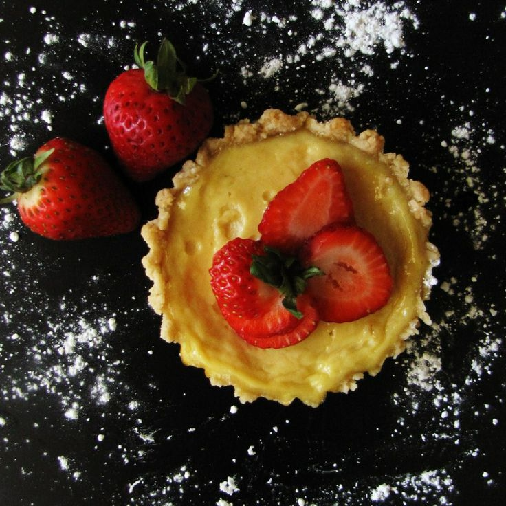 Yogurt Tartlets | Brunch Ideas | Pinterest