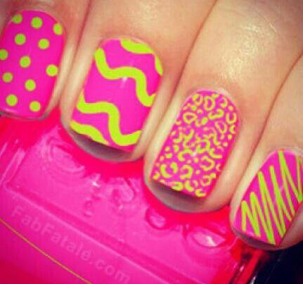 Dise o de u as naturales pintadas toffe nagels pinterest - Disenos de unas pintadas ...