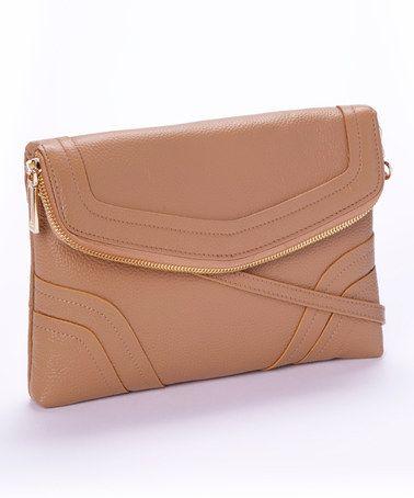 Zenith Leather Crossbody Bag 16