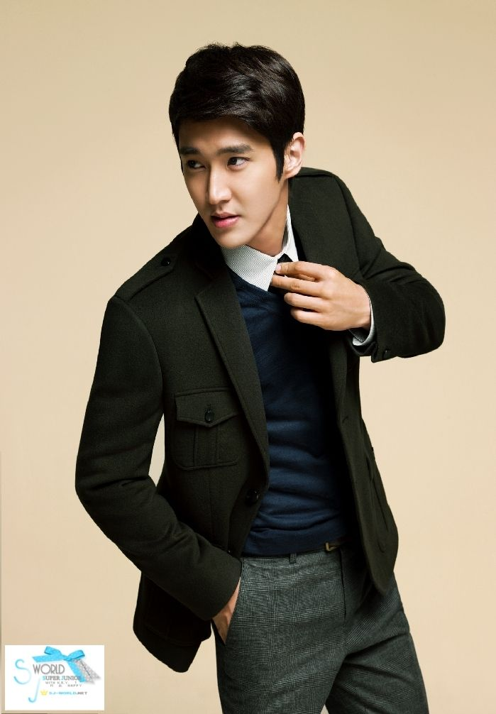 Siwon Choi Si Won  Super Junior  Pinterest
