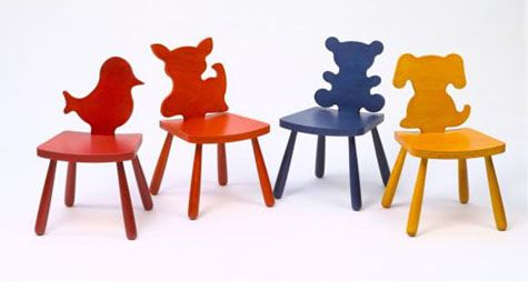 cute chairs Childrens furniture