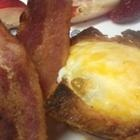 Mom's Baked Egg Muffins Recipe. Easy and yum!