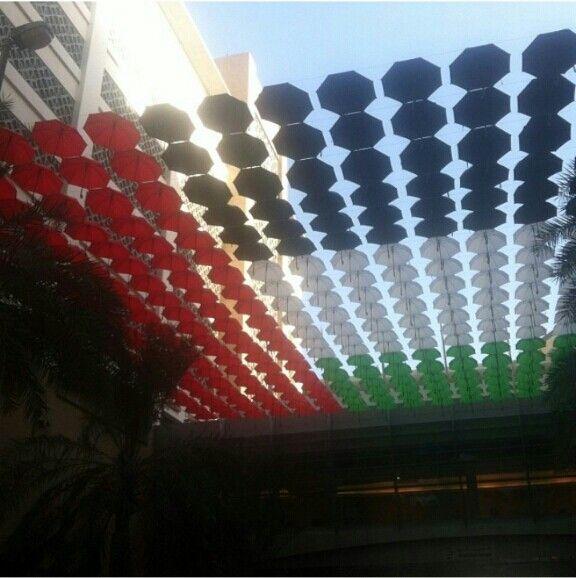 Mosaic umbrella canopy | Parasols & Umbrellas | Pinterest