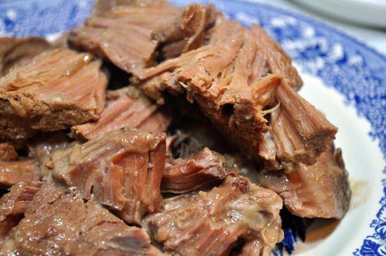 Easiest. Crock Pot Roast. Ever. | Recipes | Pinterest