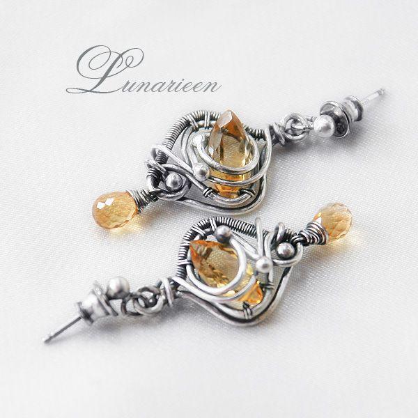 earrings ekskluzywne,eleganckie,kobiece,oryginalne - Kolczyki ...