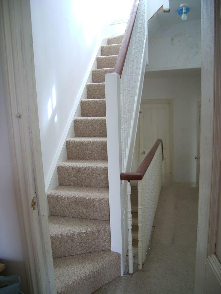Bungalow stair placement | Craftsman Bungalow | Pinterest