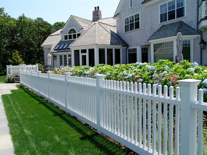 Different Types... Yard Fencing
