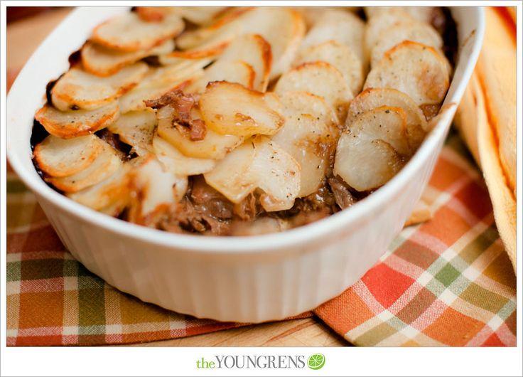 dinner recipe, pot pie recipe, beef recipe, Le Creuset recipe, dutch ...