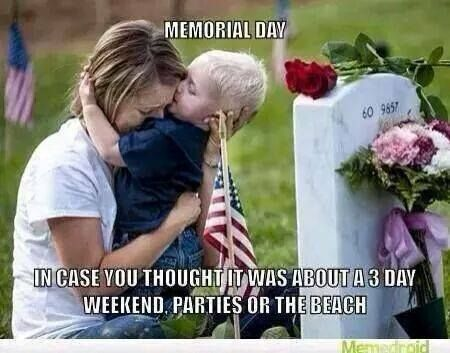when is memorial day observed every year in the us