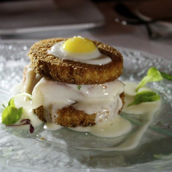 "Croque Madame"" Hatfield's Los Angeles 