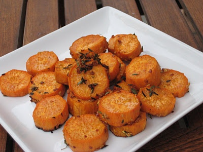 Herb Roasted Sweet Potatoes | Love for food. | Pinterest