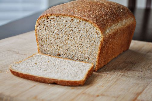 Light Wheat Sandwich Bread: Got this from @Shannon Jex, just pinned it ...