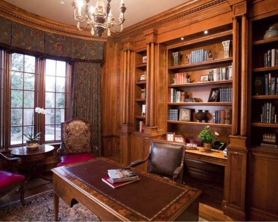 English Library Design, Pictures, Remodel, Decor and Ideas