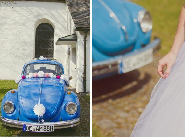 Hochzeitsfoto einer diy hochzeit im vintage stil im sauerland von