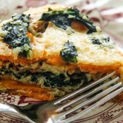 Sweet Potato Spinach Frittata | Food I Love | Pinterest