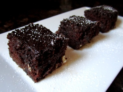 chocolate chip zucchini brownies | recipes to try | Pinterest