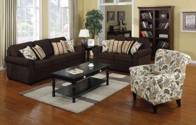 Home design 7 piece living room set for Living room 7 piece sets
