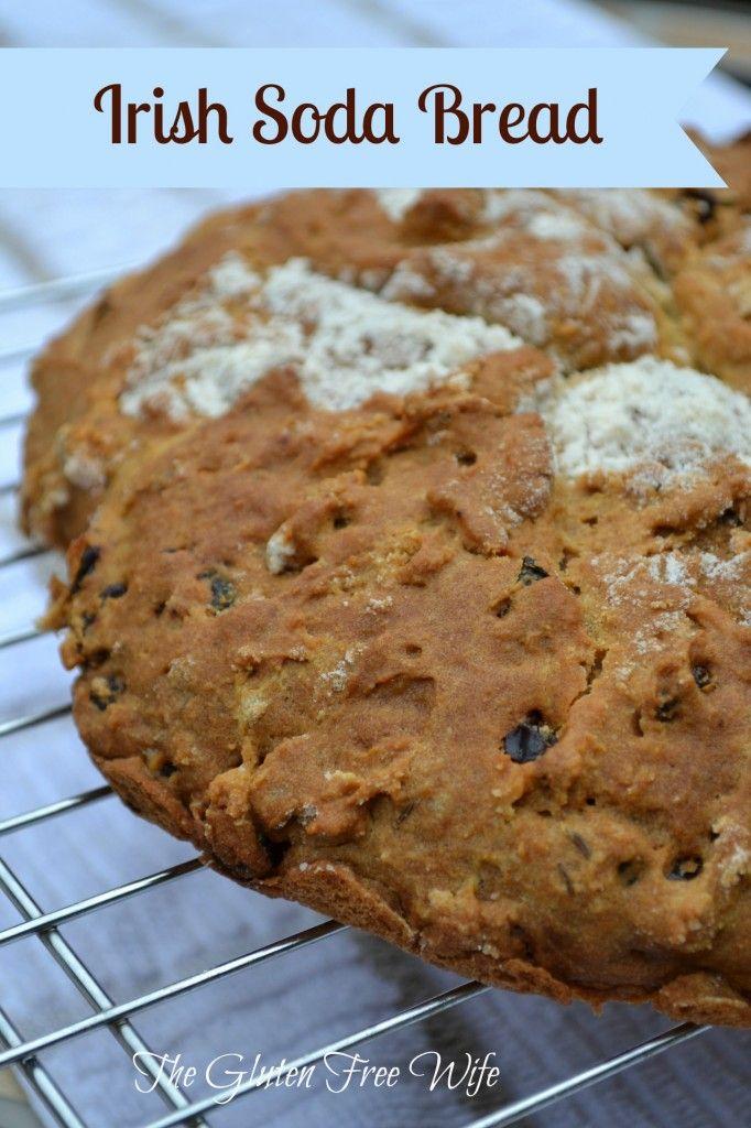 Irish Soda Bread | The Gluten Free Wife | Pinterest