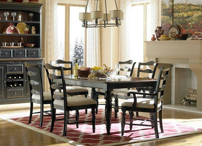 Beautiful Country Dining Room For The Home Pinterest