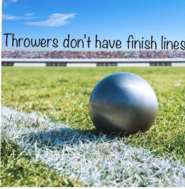 Track And Field Throwing Quotes Shot put quotes. quotesgram