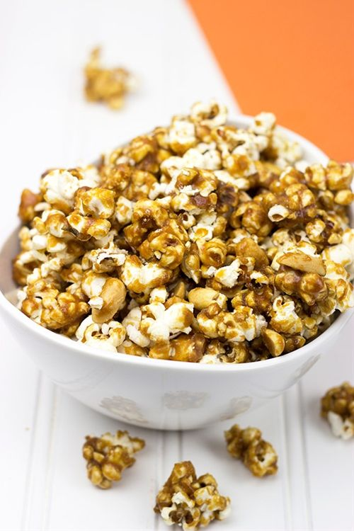 Homemade Cracker Jack | Yummy Food Ideas | Pinterest