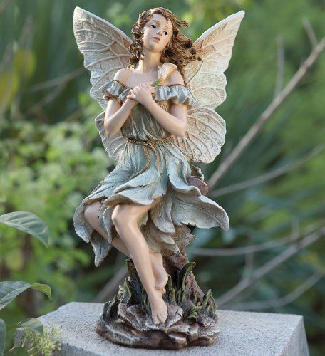 fairy statues gifts for gardeners