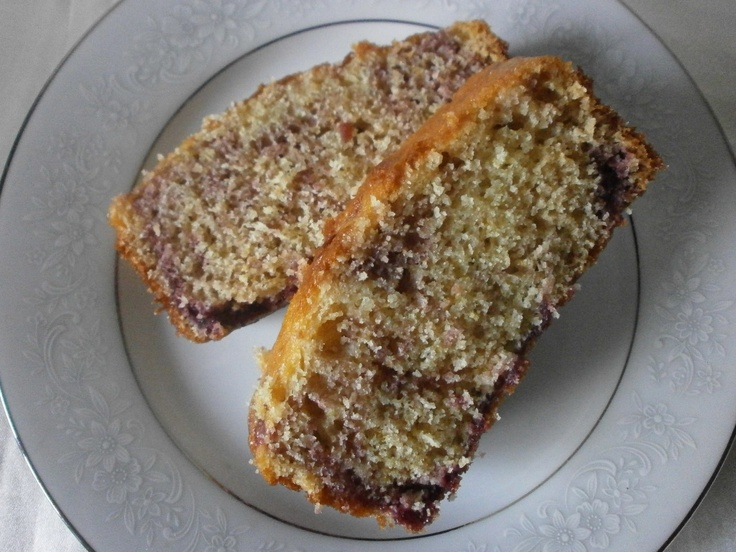 Blackberry buttermilk cake | Food | Pinterest