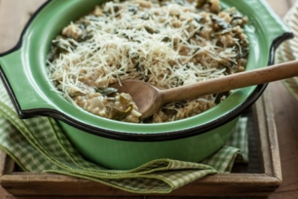 Savory Oats with Hearty Greens   Whole Foods Market