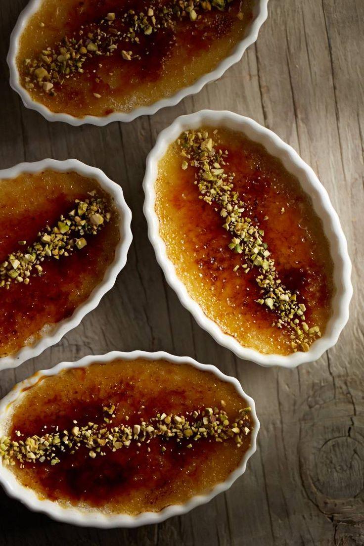 pistachio creme brulée | sweets & ice creams | Pinterest