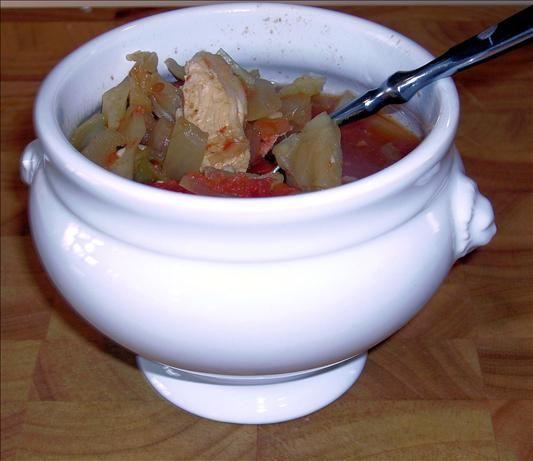 ... Chicken Tomato Stew Ratatouille Soup Ish! Recipe - Food.com - 252244