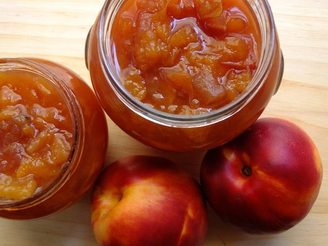 Nectarine Jam {I Refuse to be Defeated!} | Canning, preserving and ja ...