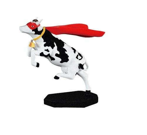Superman Cow