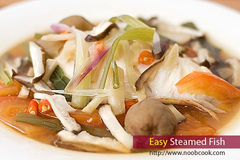 steamed fish with ponzu recipes dishmaps steamed fish with ponzu