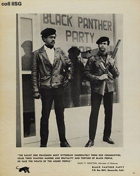 a description of the black panther party for self defense founded in oakland california The black panther party & the nonviolent approach of martin luther king, jr black panthers in october of 1966, in oakland california, huey newton and bobby seale founded the black panther party for self-defense.