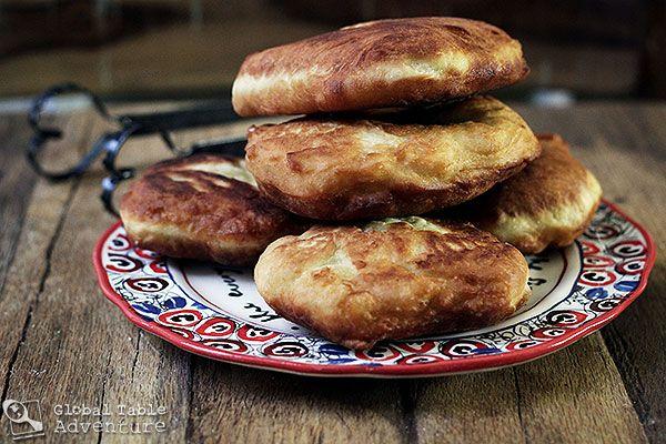 Recipe: Caribbean Fry Bakes | Global Table Adventure