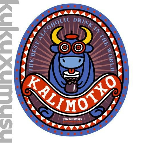 Kalimotxo | Basque Food & Drink | Pinterest